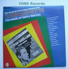 GREAT BRITISH DANCE BANDS PLAY THE MUSIC OF HARRY WARREN - Ex Con LP Record