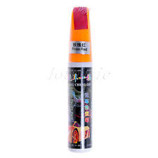 1pc Car Auto Scratch Repair Remover Pen Touch Up Paint Pen Rose Red