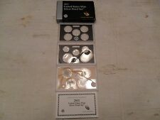 2011 *SILVER*  Proof Set Box and Lenses ONLY