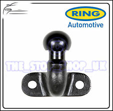 Ring Towing Trailer Extended Long Neck Towball Hitch E Approved BCT718