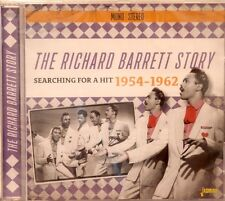 THE RICHARD BARRETT STORY 'Searching For A Hit 1954-1962' - 31 Trax on Jasmine
