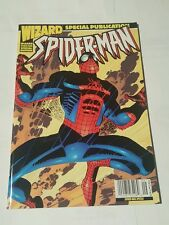 spiderman wizard special publication 1998