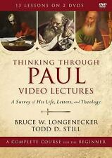Thinking Through Paul Video Lectures : A Survey of His Life, Letters, and...