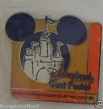 Disney DLR Cast Portal Pin **
