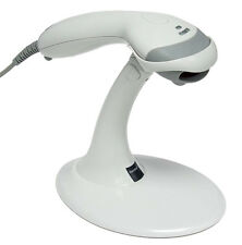 Metrologic MS9520 LASER BARCODE SCANNER with STAND USB Honeywell POS READER
