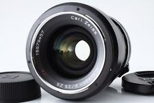 """Near Mint"" Carl Zeiss Distagon T* 35mm f/2 ZS For M42 Screw Mount From Japan"