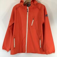 NEW FILA Orange Windbreaker Men's Size Large Urban Outfitters