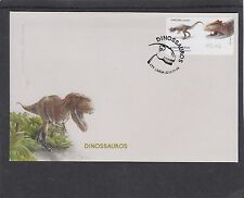 Portugal 2015 Post & Go Dinosaur Allosaurus Europaeus First Day Cover FDC