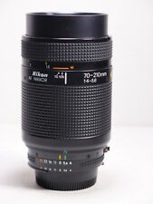 Nikon Nikkor AF 70-210mm F4.5-5.6  lens for nikon D3300 D3200 D90 D7100 D5300