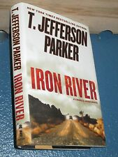 Iron River by T. Jefferson Parker HC/DJ 1st *COMBINE SHIPPING* 9780525951490