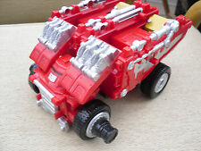 Power Rangers Deluxe operation overdrive red dumper truck zord (body section)