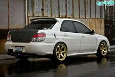 ChargeSpeed roof vane wing spoiler (replica) Impreza GD GDB (2001-2007)
