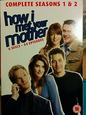 How i met your mother Season 1 & 2