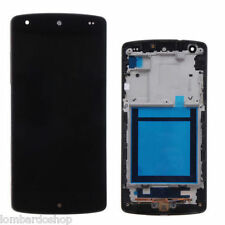 VETRO TOUCH SCREEN DISPLAY LCD ASSEMBLATO PER LG GOOGLE NEXUS 5 D820 SCHERMO