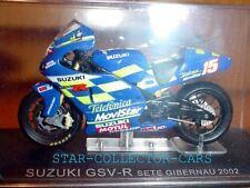 SUZUKI GSV-R GSVR 2002 SETE GIBERNAU #15 1/24 MINT!!!