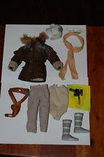 "Han Solo Hoth Outfit 12""-Hasbro-Star Wars 1/6 Scale Custom Side Show"