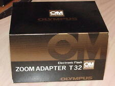OLYMPUS OM T-32 ZOOM ADAPTER NEW