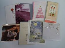 Mixed Lot of 8 All NEW Papyrus Greeting Cards - Multi Occasion Variety Pack a17
