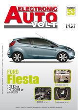 Diagnosi auto - Manuale tecnico - impianto elettrico/elettronico - Ford Fiesta
