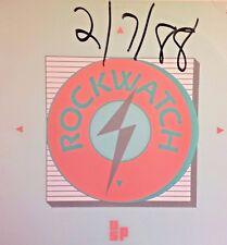 RADIO SHOW: ROCKWATCH 2/4/88 GREAT WHITE, YES, ICEHOUSE, WHITESNAKE, RADIATORS