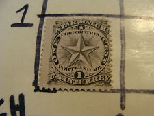 MATCH STAMP TAX: STAR MATCH PORTLAND MAINE #2