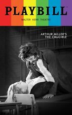 The Crucible Broadway Pride Playbill Gaybill Saoirse Ronan Ben Wishaw