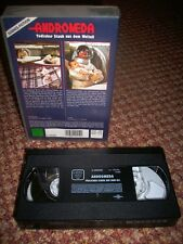 the ANDROMEDA strain tödlicher Staub aus dem All Video Film VHS CIC Robert Wise