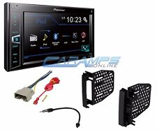 NEW PIONEER CAR STEREO RADIO W/ BLUETOOTH & DIGITAL MEDIA PLAYER W/ INSTALL KIT