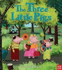 The Three Little Pigs: A Nosy Crow Fairy Tale-ExLibrary