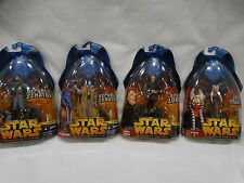 STAR WARS ACTION Figure  Revenge of the Sith Collection 2 Lot of 4
