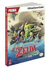 THE LEGEND OF ZELDA WIND WAKER: Official Game Guide: WH2-COMP-TBL : PBL350 : NEW