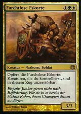 4x Furchtlose Eskorte FOIL / Dauntless Escort | EX | Alara Reborn | GER | Magic