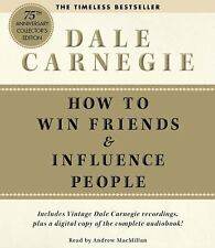 How to Win Friends & Influence People, Carnegie, Dale/ MacMillan, Andrew (NRT)