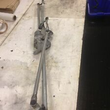 2010 mk6  VAUXHALL ASTRA j FRONT WIPER LINKAGE ROD AND MOTOR 13262436