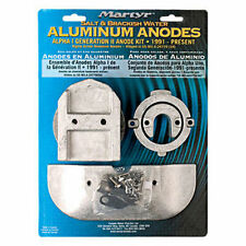 NIB Mercruiser Alpha I Gen II Salt & Brackish Water Anode Aluminum Kit 888756A 1