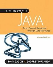 Gaddis Ser.: Starting Out with Java : From Control Structures Through Data...