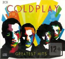 COLDPLAY Greatest Hits Best Songs 2016 CD 2-disc in Box Z