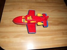 GAY TOY INC PLASTIC JET AIR PLANE MADE IN THE USA VERY NICE