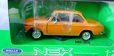 WELLY 2002 BMW Ti ORANGE 1/24 DIECAST MODEL CAR 24053W-or
