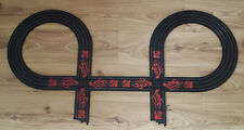 Micro Scalextric 1:64 Extension Track - Curves & Crossover Transformers 8 Pieces