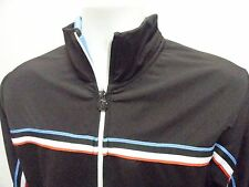 American Eagle AOE Men's Small S Brown Polyester Athletic Sportswear Jacket A894