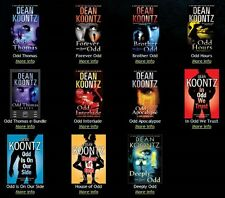 Horror & Science Fiction Big Pack(Dean Koontz & Doctor Who),English,Book,Fiction