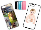 Personalised Custom Printed Photo Picture Text Collage Hard Phone Case Cover
