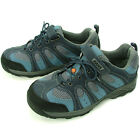 Unisex Safety Shoes Black sneakers shoes steel toe-cap slip-resistant HS-34SC