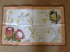Vintage South African Printed Table Mat New Unused