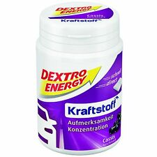 Made in Germany-Dextro Energy with Vitamins CASSIS-Box TO GO -68 g-