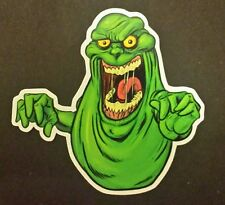 GHOSTBUSTERS SLIMER Adesivo Tablet Laptop chitarra Halloween 678