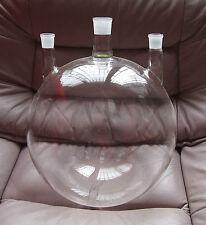 20L,3-neck,Glass Flask,Round Bottom,20000ml New Chemistry Vessel,34/35,24/29