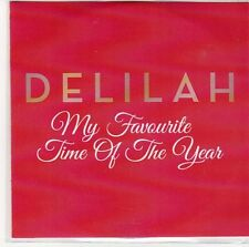 (EQ615) Delilah, My Favourite Time Of The Year - 2013 DJ CD