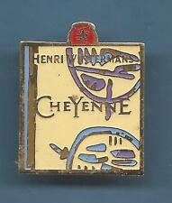 Pin's pin TABAC CIGARE HENRI WINTERMANS CHEYENNE (ref 097)